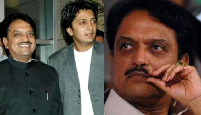 Riteish Deshmukh Gets Emotional On Father, Vilasrao Deshmukh's 8th Death Anniversary, Shares Photo