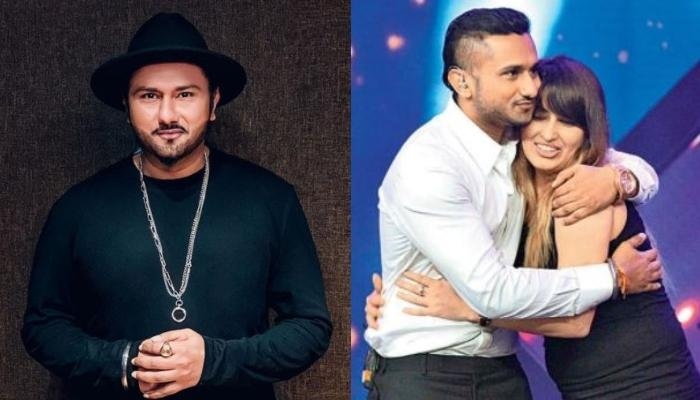 Yo Yo Honey Singh Shares Cute Picture With Wife, Shalini Singh On Her Birthday, Calls Her 'My Life'