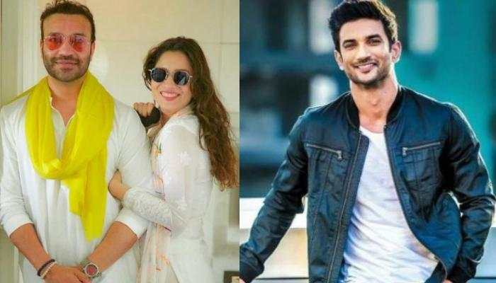 Ankita Lokhande's Beau, Vicky Jain Urges People To Join The Global Prayer For Sushant Singh Rajput