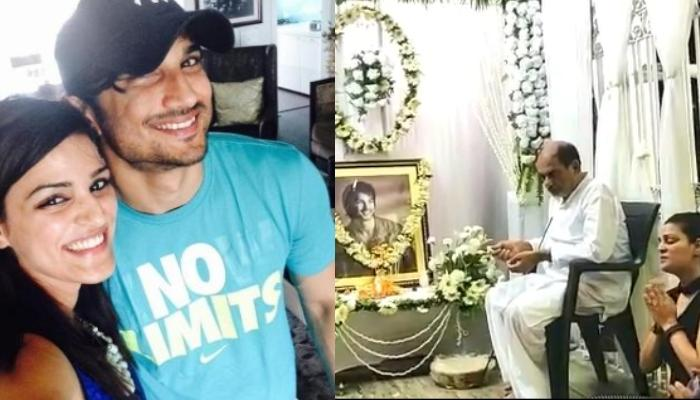 Shweta Singh Kirti Shares A Glimpse Of The Global Prayer Service For Brother, Sushant Singh Rajput