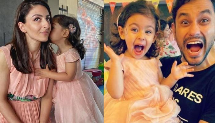 Inaaya Naumi Kemmu Poses With The National Flag On Independence Day And It Is A Sight To Behold