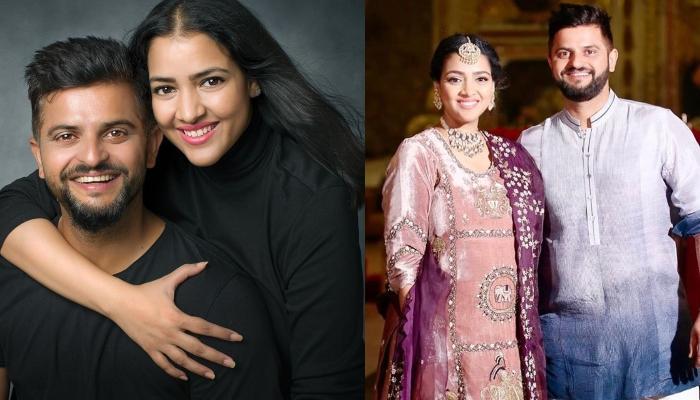 Suresh Raina's Wife, Priyanka Choudhary Raina Pens A Note As He Announces His Retirement
