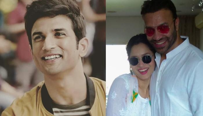 Sushant Singh Rajput Kissing Ex, Ankita Lokhande's Beau, Vicky Jain Tells A Tale Of Old Times