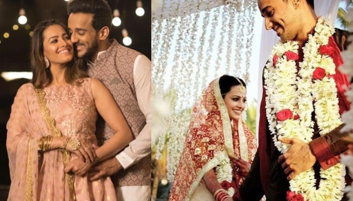 Unseen Wedding Pictures Of Anita Hassanandani And Rohit Reddy Exude Love And Happiness