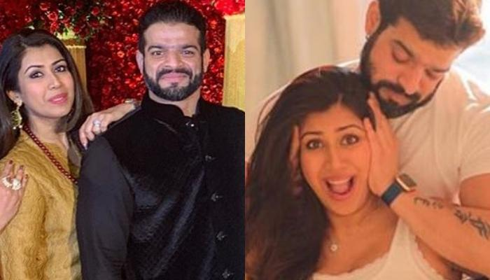 Karan Patel Wishes His 'Jaan', Ankita Bhargava On Her 36th Birthday, Expresses What She Means To Him