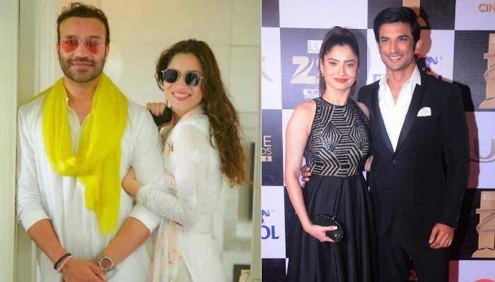 Ankita Lokhande Thanked Beau Vicky For Supporting Her During The Rumours Of SSR Paying For Her Flat