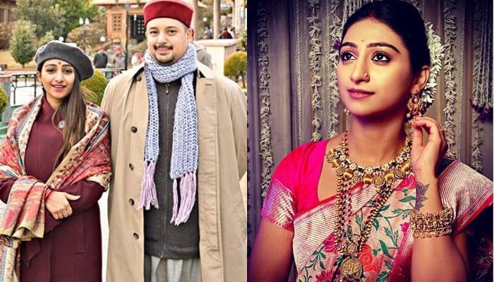 Mohena Kumari Singh Wishes Her 'Blessing' Suyesh Rawat On His Birthday With Monochrome Wedding Photo