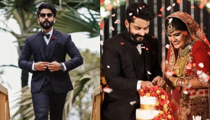 'Drishyam' Fame, Roshan Basheer Gets Married To Furzana Anub, Granddaughter Of Mammootty's Uncle
