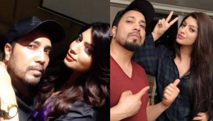 Akanksha Puri Wishes 'Good Night' To Singer, Mika Singh With This Romantic Picture, What Is Cooking?