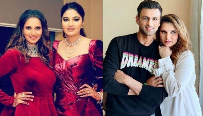 Sania Mirza's Sis, Anam Slams Trolls Revealing Why Her Jiju, Shoaib Malik Did Not Attend Her Wedding