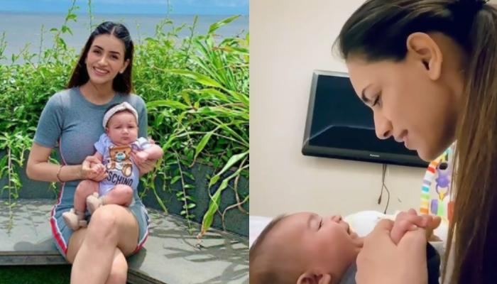 Smriti Khanna Shares A Glimpse Of Her 'Baby Singer', Anayka, And We Can't Stop Adoring Her Cuteness