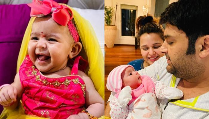 Kapil Sharma's Daughter, Anayra Sharma Resembles Mommy, Ginni Chatrath, Doting Daddy Posts A Selfie