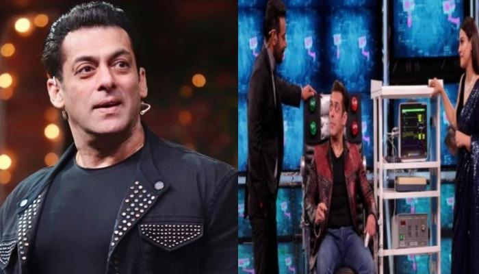 When Salman Khan Bumped Into His Childhood Crush, Shares Why He Was Glad To Not Confess His Feelings