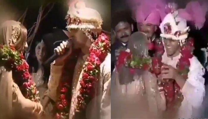 Hrithik Roshan And Sussanne Khan's Unseen Wedding Video Includes Their Jaimala And Sindoor Moment
