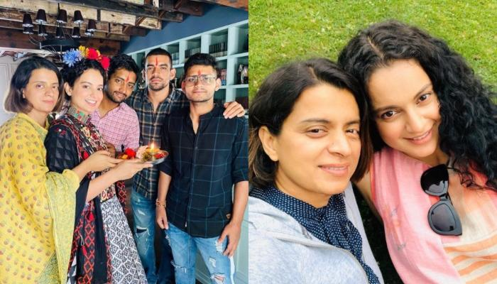 Kangana Ranaut Shares A Childhood Picture, Reveals Family's Excitement For Her Brothers' Marriage