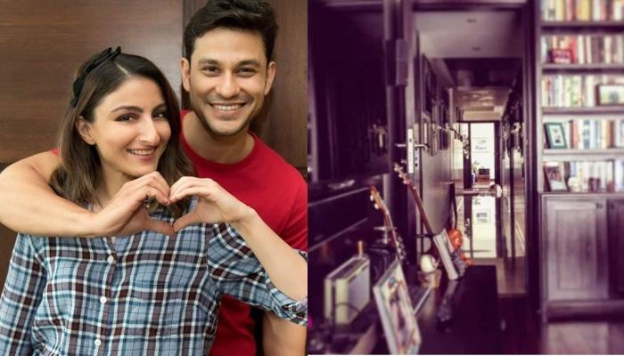 Inside Tour Of Soha Ali Khan And Kunal Kemmu's 9 Crore Worth Home Which Reflects Their Personalities