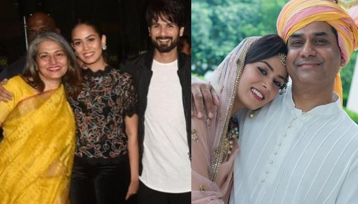 Mira Kapoor And Shahid Kapoor Celebrate Her Parents' Wedding Anniversary, Chef Mira Prepares A Feast