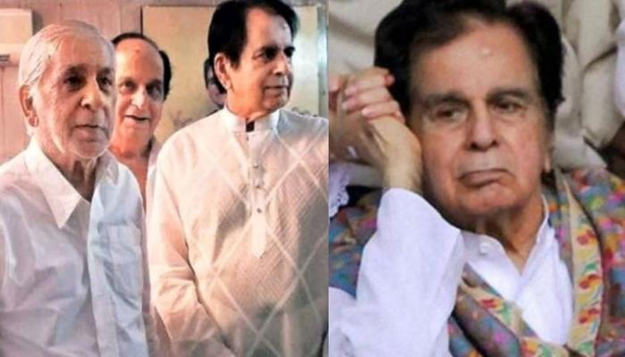 Dilip Kumar's Younger Brother, Aslam Khan Passes Away At 88, After Being Tested COVID-19 Positive