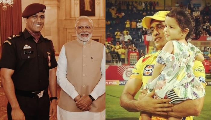 PM Modi Recalls MS Dhoni Playing With His Daughter, Ziva When His Teammates Were Celebrating Victory