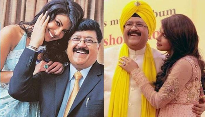 Priyanka Chopra Jonas Misses Ganesh Chaturthi Celebrations With Her Dad, Ashok Chopra, Shares Photo
