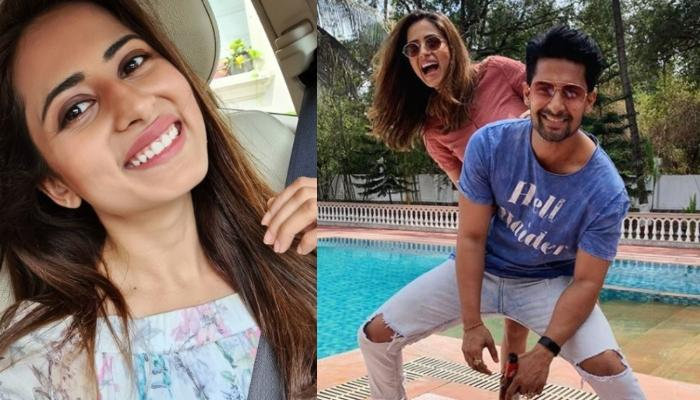 Sargun Mehta Pens A Heartmelting Note For Hubby, Ravi Dubey As He Completes 15 Years In The Industry