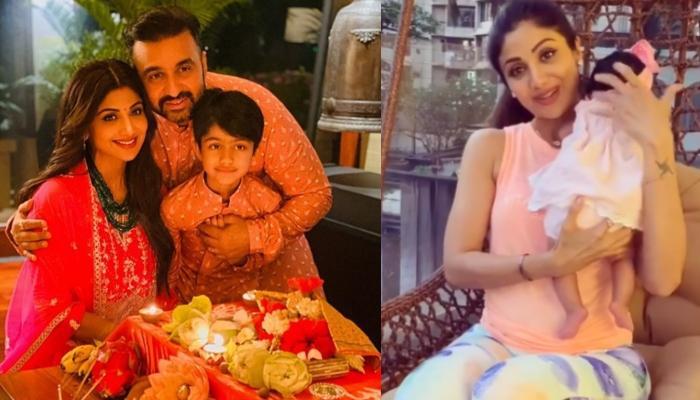 Shilpa Shetty's Daughter, Samisha Shetty Kundra Will Have Her Annaprashan During Ganesh Utsav