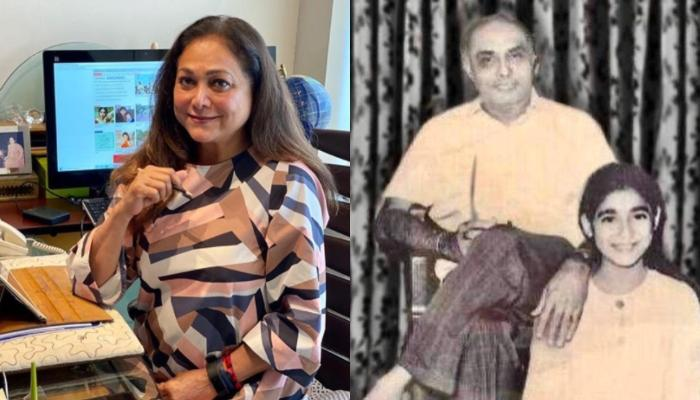 Tina Ambani Posts Some Unseen Throwback Childhood Pictures With Her Father On His Birthday