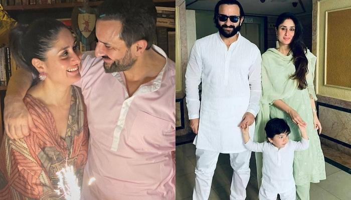 Saif Ali Khan Opens Up His Fight With Wife, Kareena Kapoor Khan In This Throwback Interview