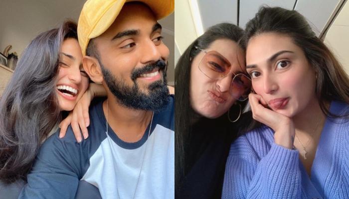 Athiya Shetty's Rumoured Boyfriend, KL Rahul Is All Hearts For Her Birthday Post For Her Mom, Mana