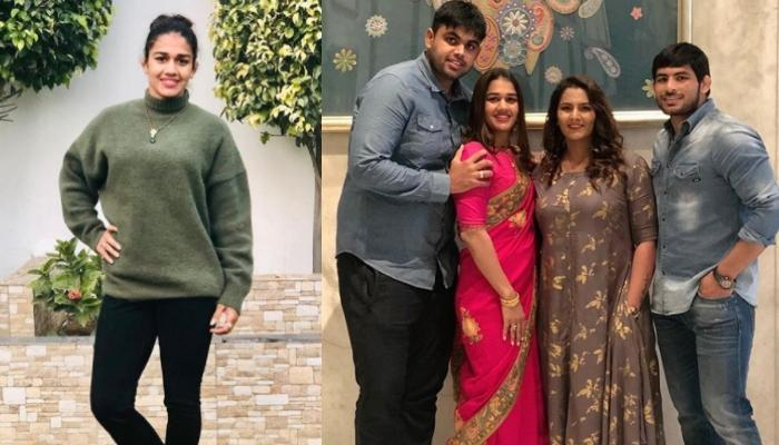 Babita Phogat Shares Glimpses Of Her 'Pehalwaan Pariwaar', Posts Pictures From Their Family Dinner