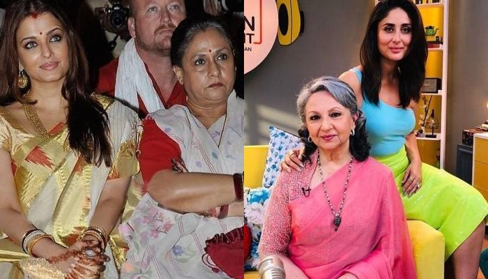 Bollywood And Television Actresses Who Are Living 'Happily Ever After' With Their In-Laws