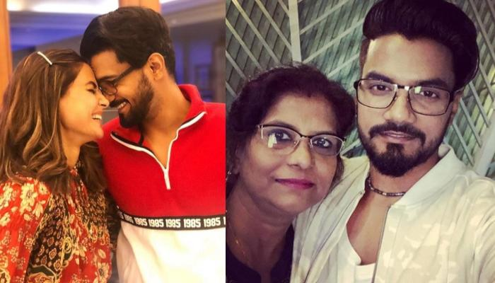 Hina Khan Pens A Heartmelting Birthday Wish For Her Future Mother-In-Law And Rocky Jaiswal's Mom