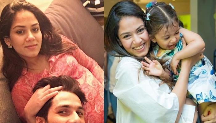Mira Kapoor Reminisces The Day Before She Popped, Flaunts Baby Bump Ahead Of Misha's Fourth Birthday
