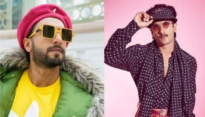 Ranveer Singh's Nanu Looks Like Him As He Shares A Swagalicious Picture Of Him In His Hat And Shades