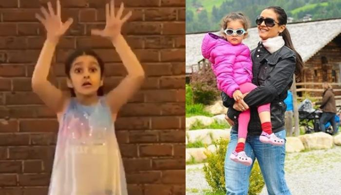 Namrata Shirodkar Reveals What Makes Her Daughter, Sitara Happy, Shares A Video Of The Dancing Diva