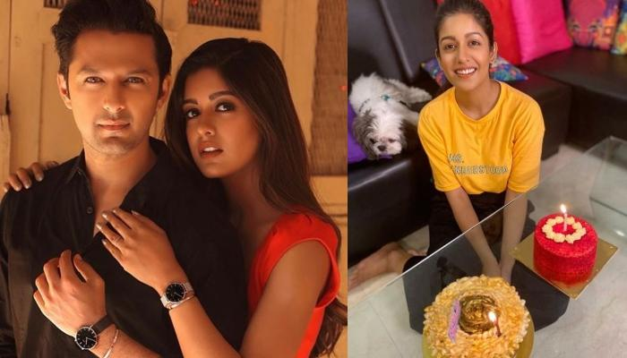 Vatsal Sheth Wishes His 'Most Favourite', Ishita Dutta On Her Birthday As They Twin For Celebrations