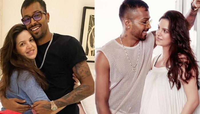 Hardik Pandya Misses Ladylove, Natasa Stankovic, Shares A Throwback Twinning Picture With Her