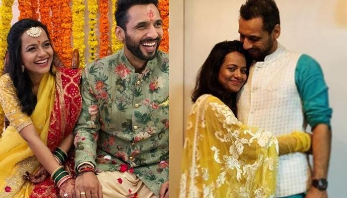 Choreographer Punit J Pathak Gets Engaged To Longtime Girlfriend, Nidhi, Shares Engagement Pictures