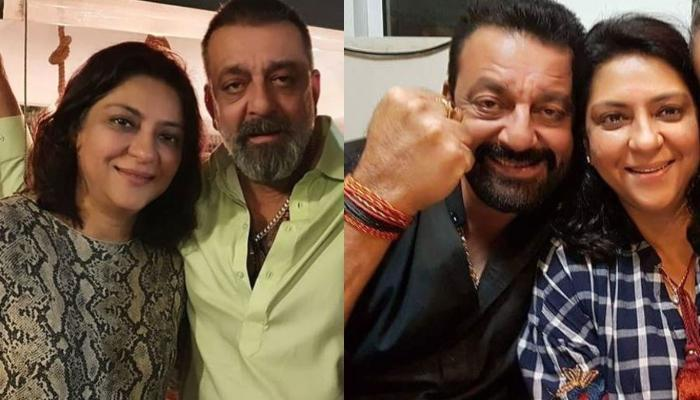Sanjay Dutt Wishes Sister, Priya Dutt On Her Birthday, Thanks Her For Being A Constant In His Life