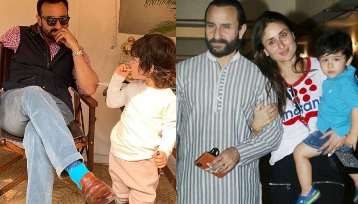 Saif Ali Khan Reveals His Son, Taimur Ali Khan Doesn't Enjoy Being Photographed Even At Home By Them