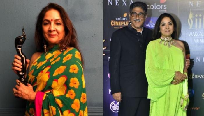 Neena Gupta Reveals Husband, Vivek Mehra's Reaction To Her Decision Of Making A Comeback In Films