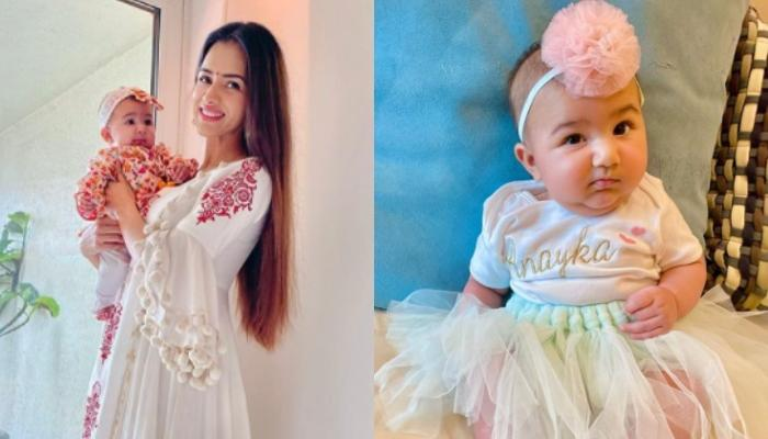 Smriti Khanna Fails To Understand Her Angel, Anayka's New Obsession, Shares Droolworthy Pictures