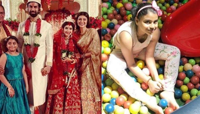 Charu Asopa Wishes Nanad, Sushmita Sen's Daughter, Alisah, Hubby, Rajeev Shares A Video With Bhanji