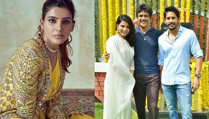 Samantha Akkineni Shares An Adorable Wish For Father-In-Law, Nagarjuna On His 61st Birthday