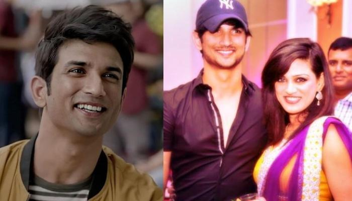 Sushant Singh Rajput's Sister, Shweta Singh Kirti Shares A Collage Of Their Dance On An Iconic Song
