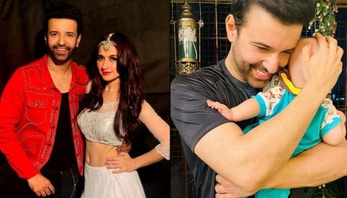 Aamir Ali And Sanjeeda Shaikh's Daughter, Ayra Turns One, The Doting Daddy Shares Her First Pictures
