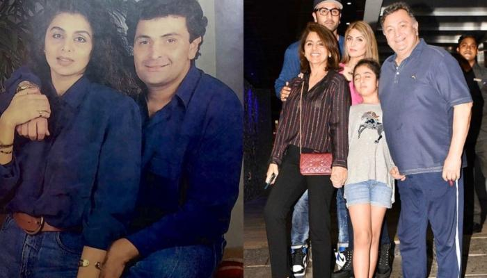 Neetu Kapoor Remembers Husband, Rishi Kapoor, Shares A Beautiful Picture With Daughter, Riddhima