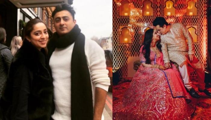 JP Dutta's Daughter Nidhi Dutta Flaunts Her Unique Engagement Ring As She Gets Engaged To Beau Binoy
