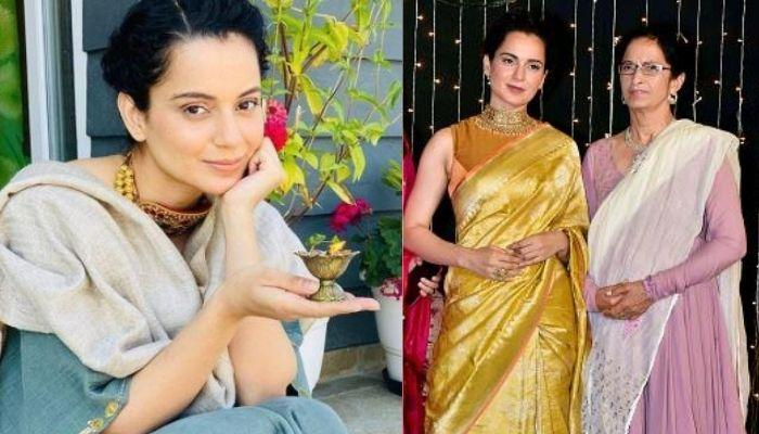 Kangana Ranaut's 'Mata Ji' Cries As She Recalls Her Horrible Past Incidents, Fasts For Her Marriage
