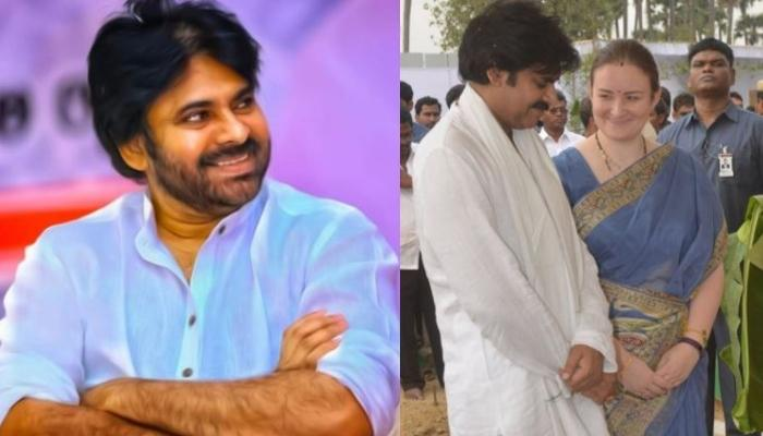 South Actor, Pawan Kalyan's Love Life: After Two Failed Marriages, Actor Settles With Russian Model
